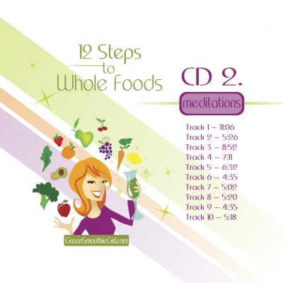 12 Steps Meditation CD 2