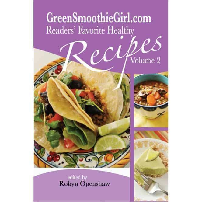 Readers' Favorite Healthy Recipes - Vol. 2 cover
