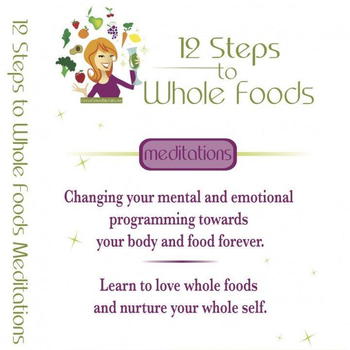 12 Steps Meditations CD