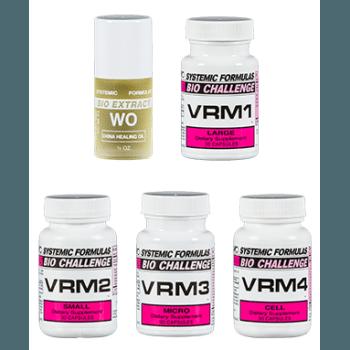 Parasite Purge Supplement Kit