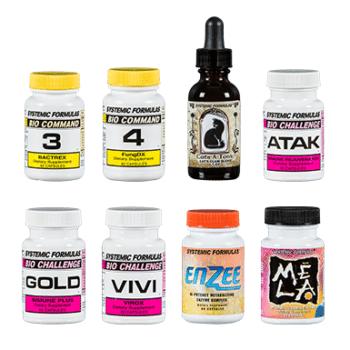 Pathogen Purge Supplement Kit