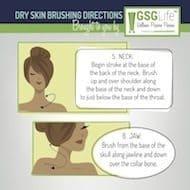 Skin Brush and Chart