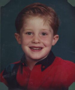 Kincade age 4