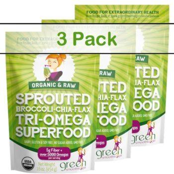 Flax TriOmega 3-pack