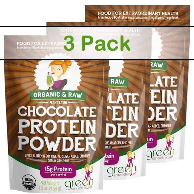Protein Chocolate 3-pack