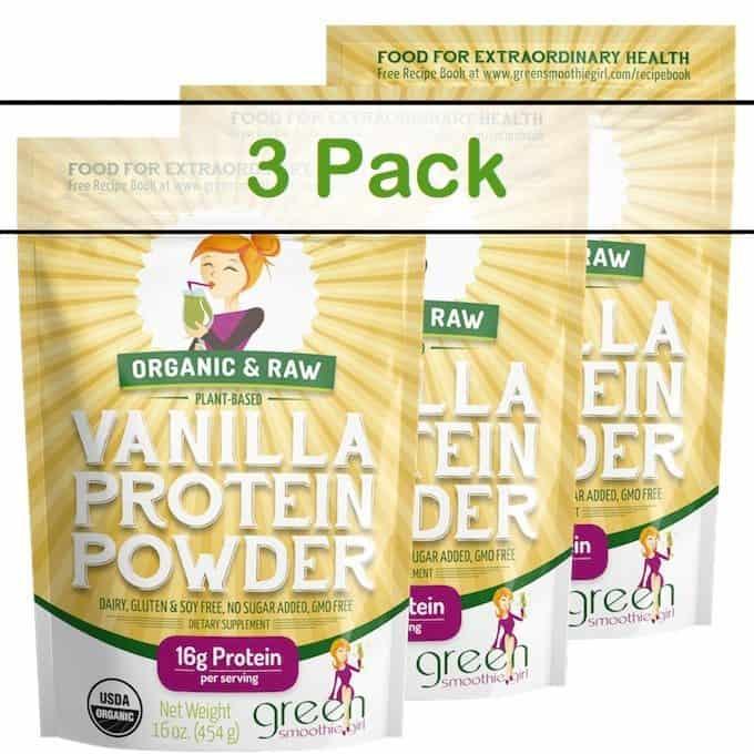 Protein Vanilla 3-pack