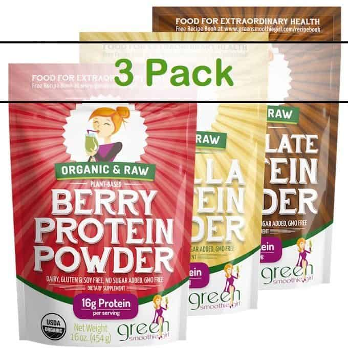 Protein Variety 3-pack