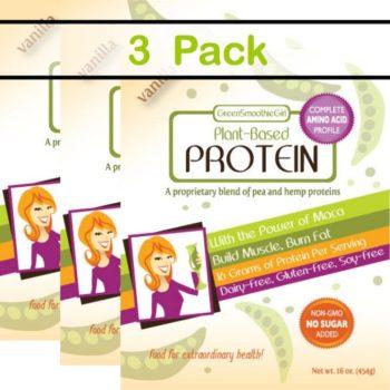GreenSmoothieGirl Vanilla Protein