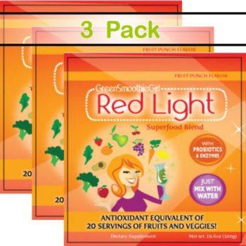 GreenSmoothieGirl Red Light Superfood Blend