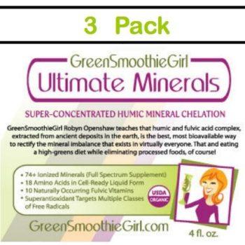 GreenSmoothieGirl Ultimate Minerals