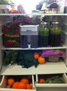 mariza's fridge