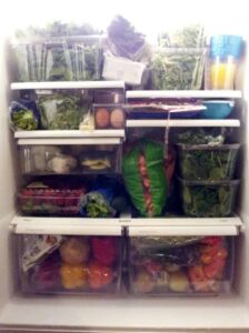melissas fridge