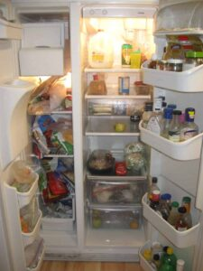 susan's fridge
