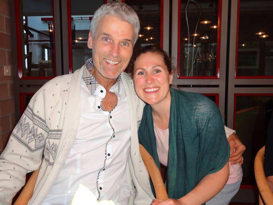 Heinz and Amanda
