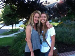 Emma and Robyn
