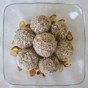 raw almond joy
