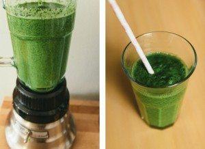 Watson Green Drink