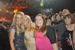 Robyn Jeanette Becky at Gala