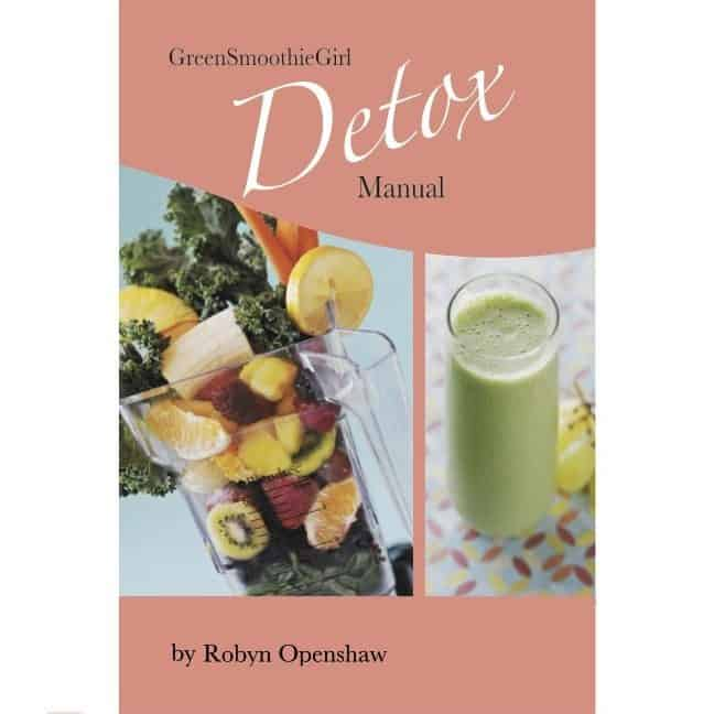 GreenSmoothieGirl Detox Manual