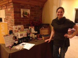 Amanda. with doTERRA Oils