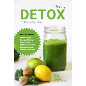 25% OFF GSG Detox through April only!