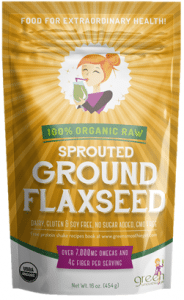 sprouted flax
