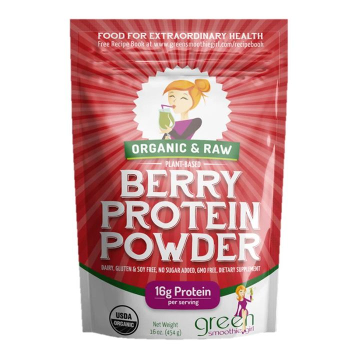 GSG Protein Berry