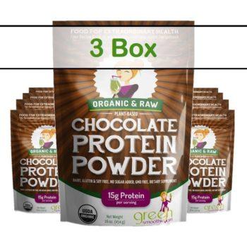 Protein Singles Chocolate 3-box