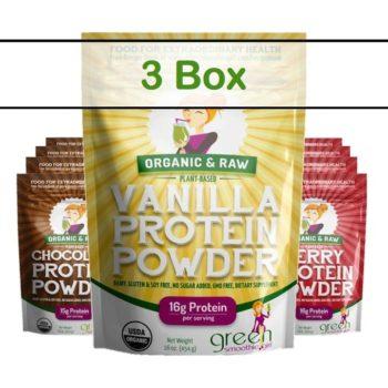 Protein Singles Variety 3-box