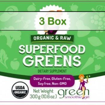 Superfood Singles - Greens