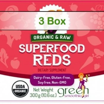 Superfood Singles - Reds
