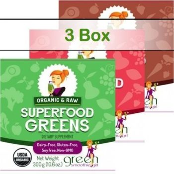 Superfood Singles - Variety