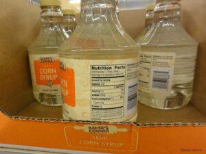 Corn syrup hershey