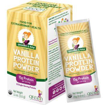 GSG Vanilla Protein Singles