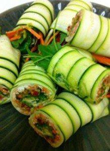 veggie wrap 1