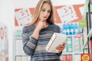calorie counting on pre-packaged foods