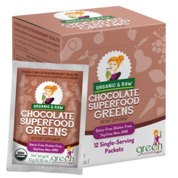 GSG Chocolate Superfood Singles