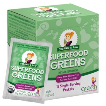 GSG Superfood Greens Singles