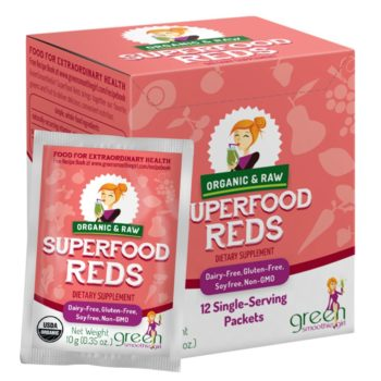 GSG Superfood Reds Singles