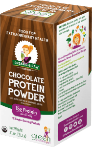 GSG chocolate protein single servings