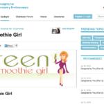 MLM.com Magazine and Greensmoothie Girl