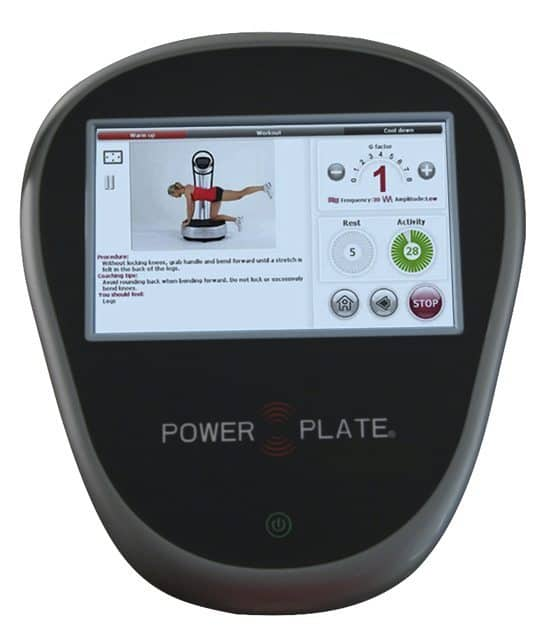 Power Plate My7 Control