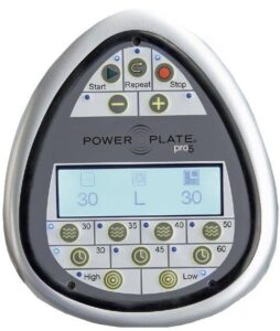 Power Plate Pro5 Control