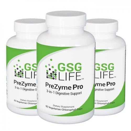 GSG Prezyme Pro 3