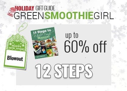 Up to 60% off 1st Edition 12 Steps to Whole Foods. GSG Holiday Gift Guide.
