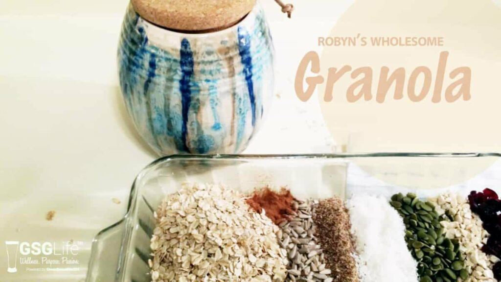 Robyn's Wholesome Granola