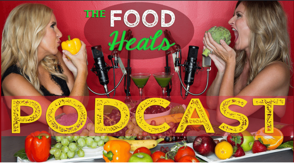 Robyn on Food Heals Nation Podcast