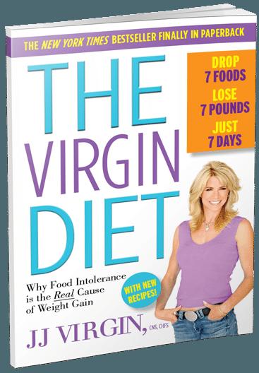 JJ Virgin Diet paperback