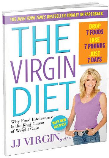 JJ Virgin Diet paperback