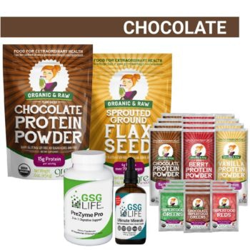 Detox Companion Kit - Chocolate